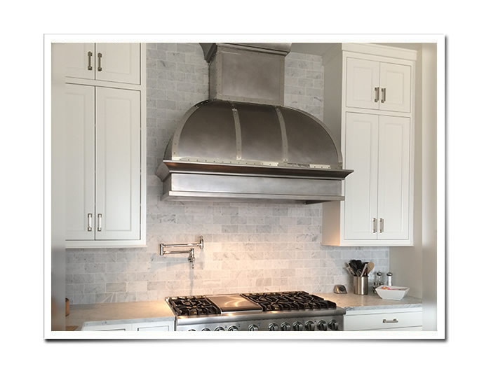 Range Hood Installation Photos Custom Range Hood Photo